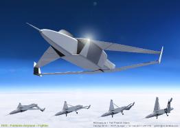 Faltflugzeug_Fighter
